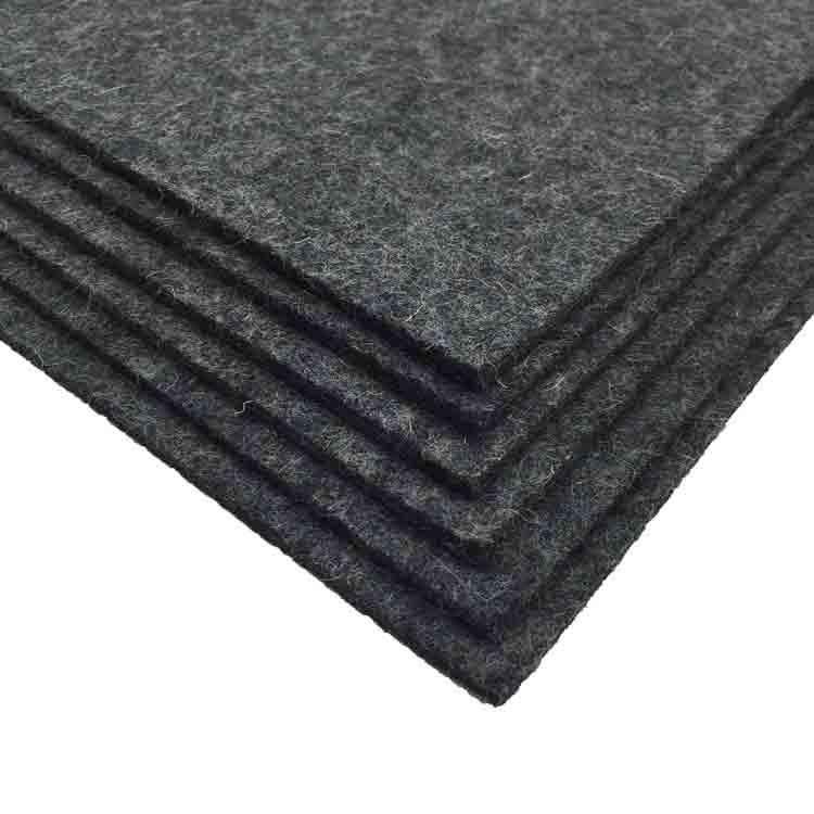 100 wool felt fabric 2