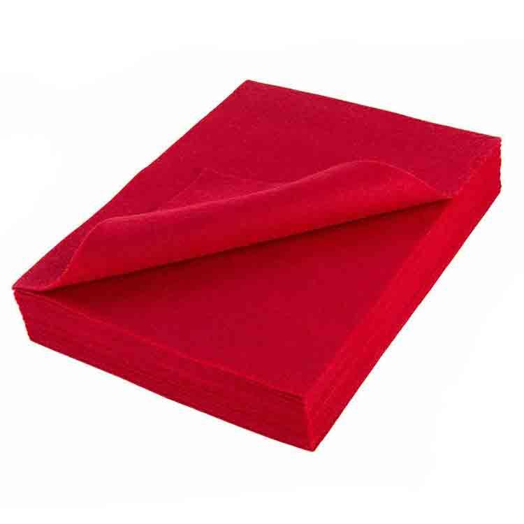 100 wool felt sheets 8