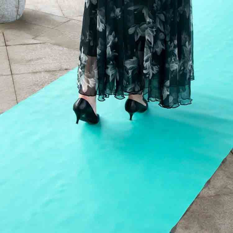 Exhibition Carpets Felt Application 2