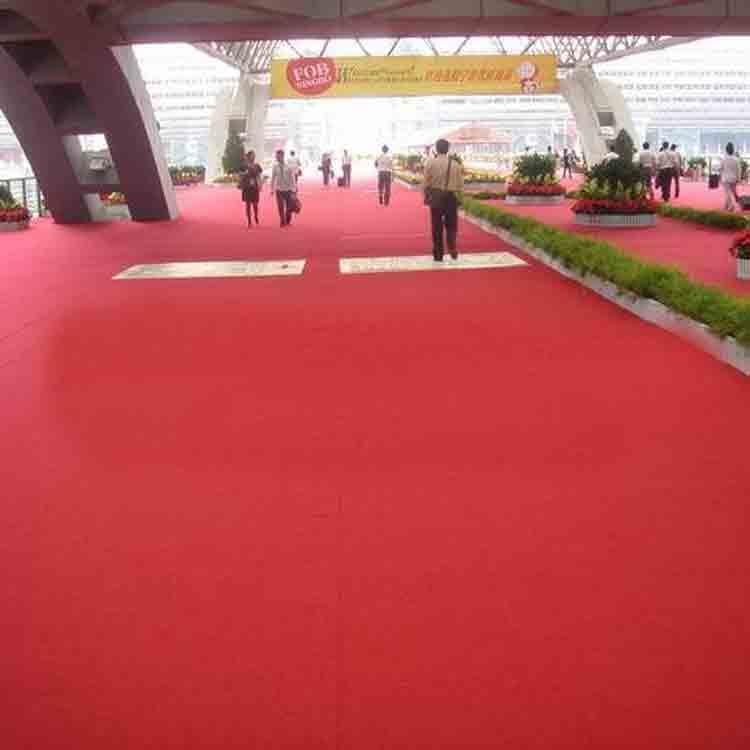 Exhibition Carpets Felt Application 3