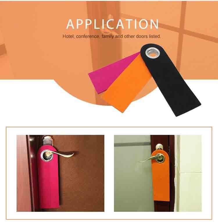 Felt Door Hanger Details 1