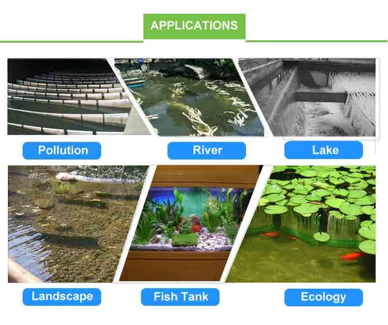 Water Treatment Felt Application