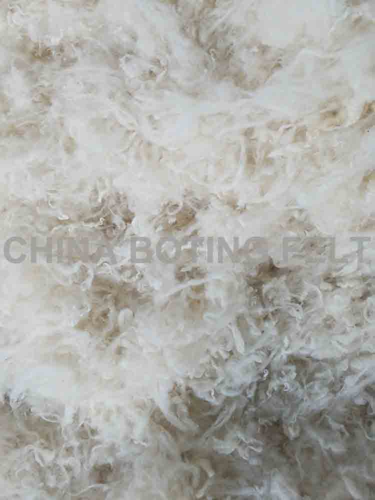Abridor de fardos de lã