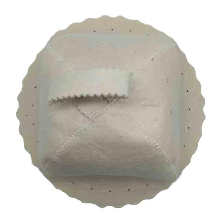 Wool Felt Sauna Hat Details 1