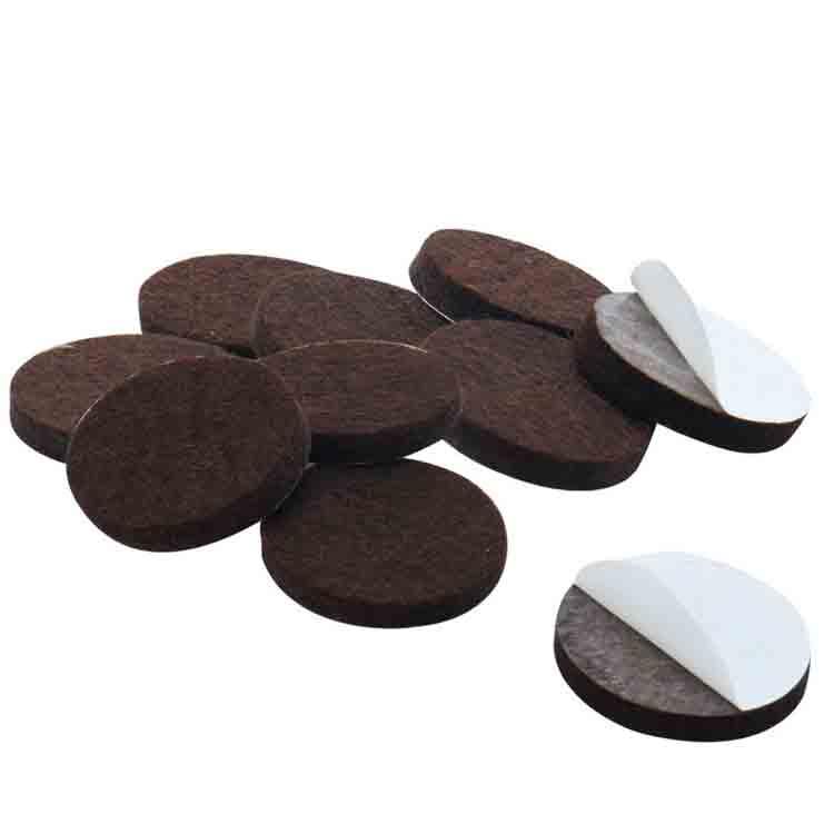 adhesive felt pads