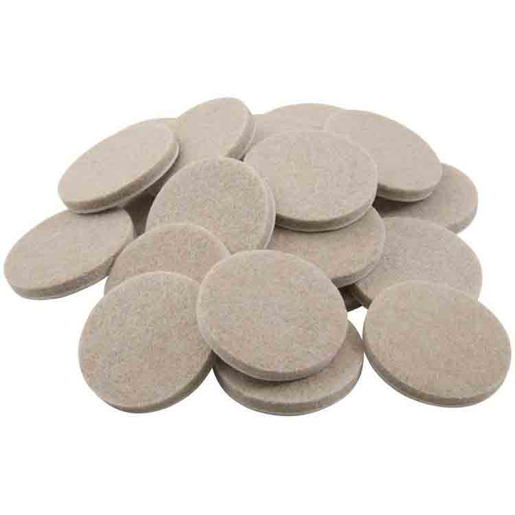 adhesive felt pads 4