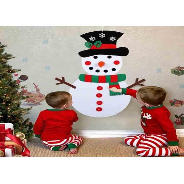 christmas felt crafts 1