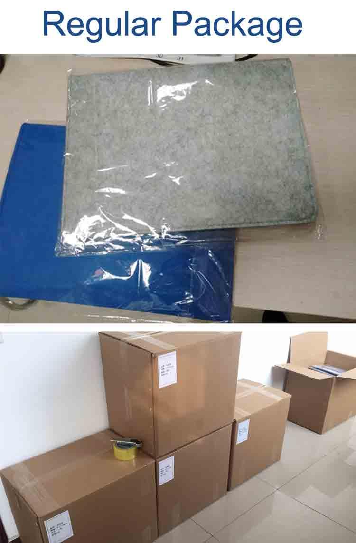 felt bags pack