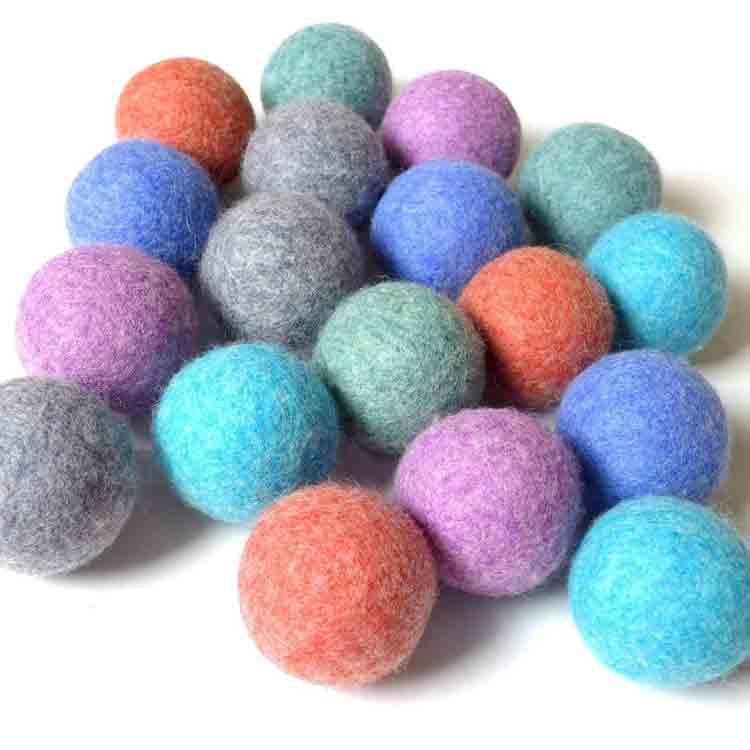 felt balls bulk 1