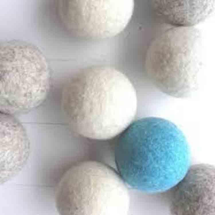 felt balls bulk 5