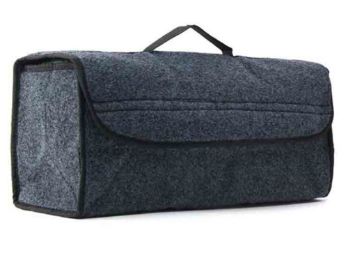felt car bag
