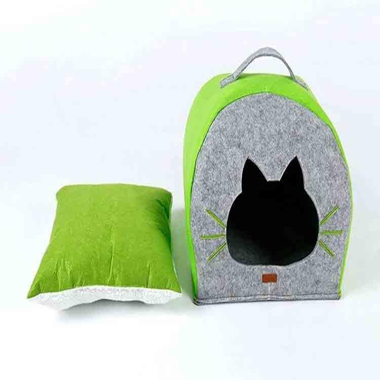 felt cat bed 2