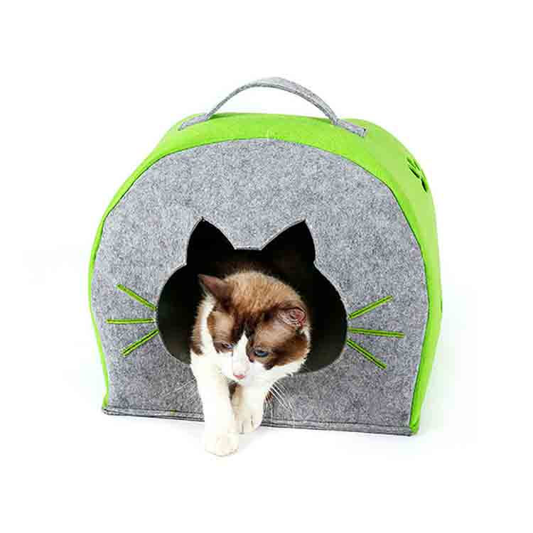 Filt Pet Cave House