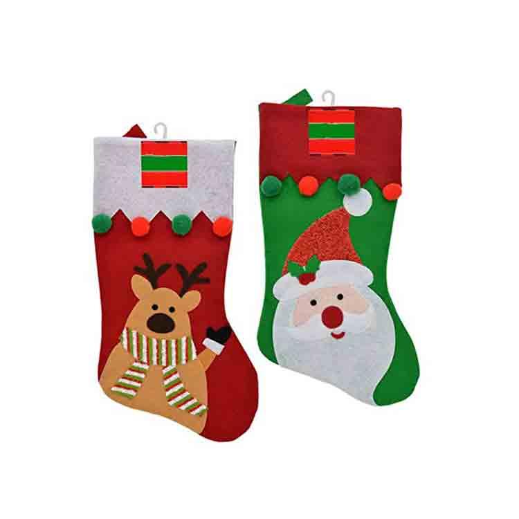 felt christmas stocking pattern 4