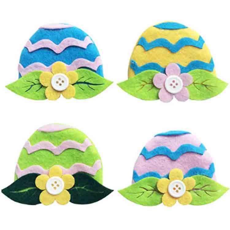 felt easter eggs 02