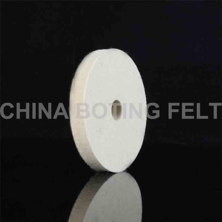 felt polishing wheel 4