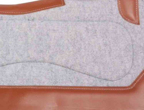 felt saddle pad