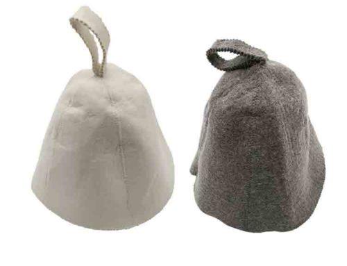 felt sauna hat