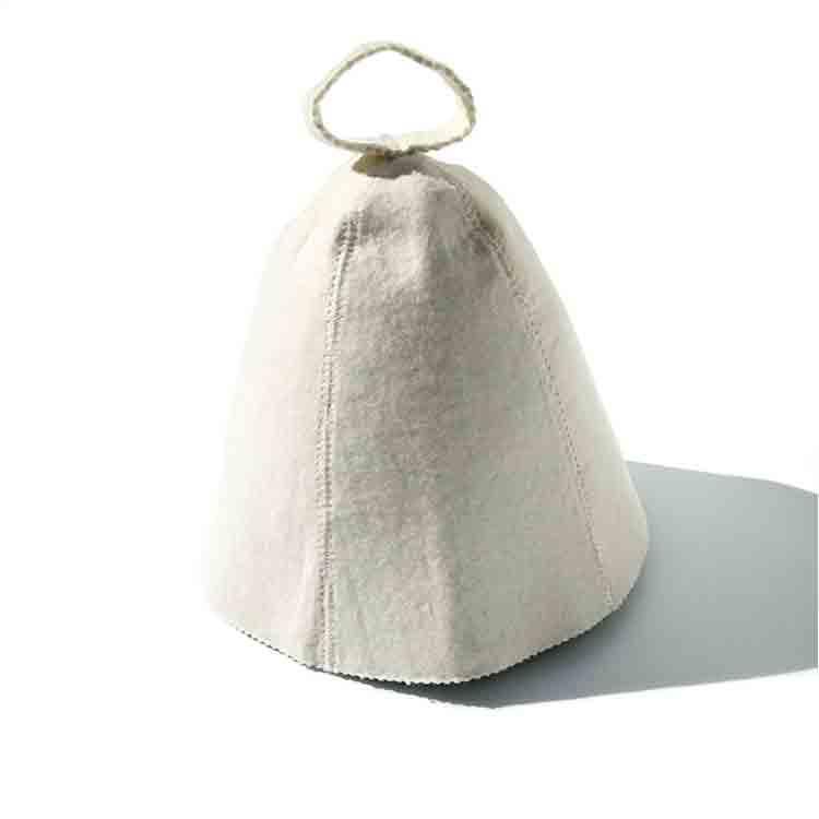 felt sauna hat 2