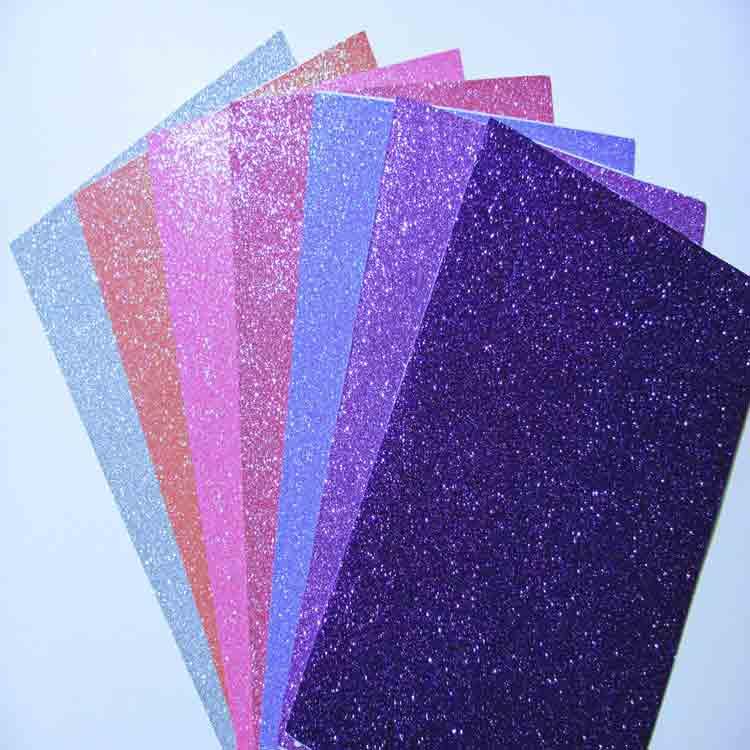 glitter felt sheets 3