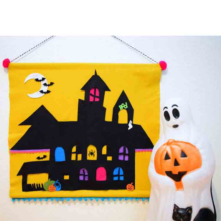 halloween felt patterns