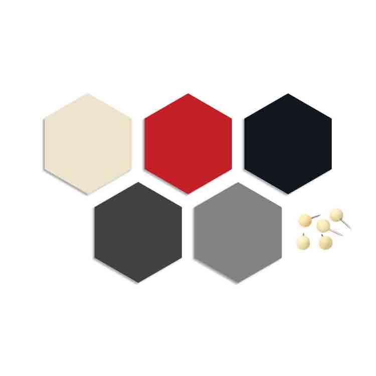 hexagon acoustic panels 1