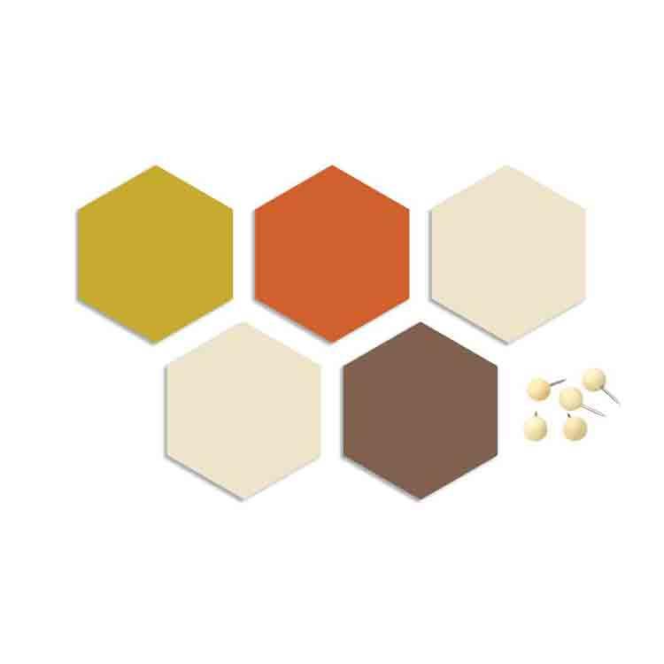 hexagon acoustic panels 3