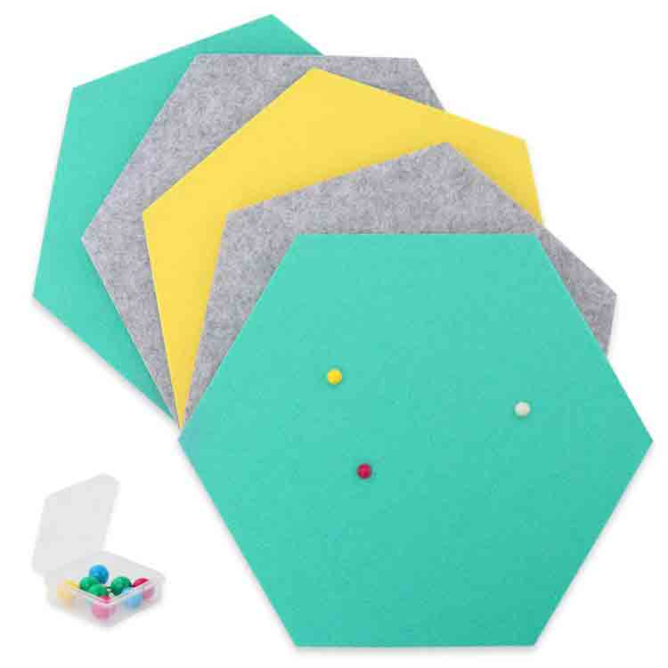 hexagon acoustic panels