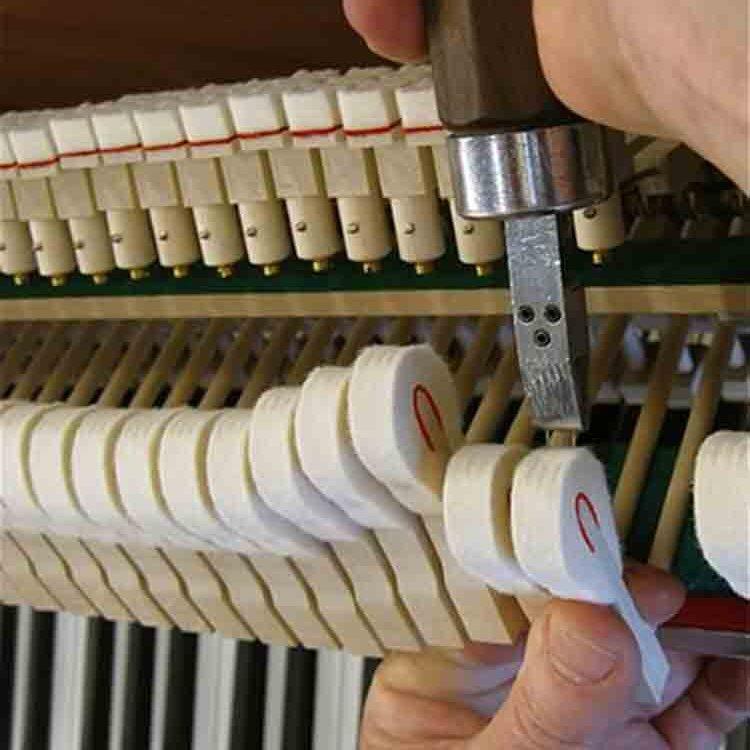 piano felt use