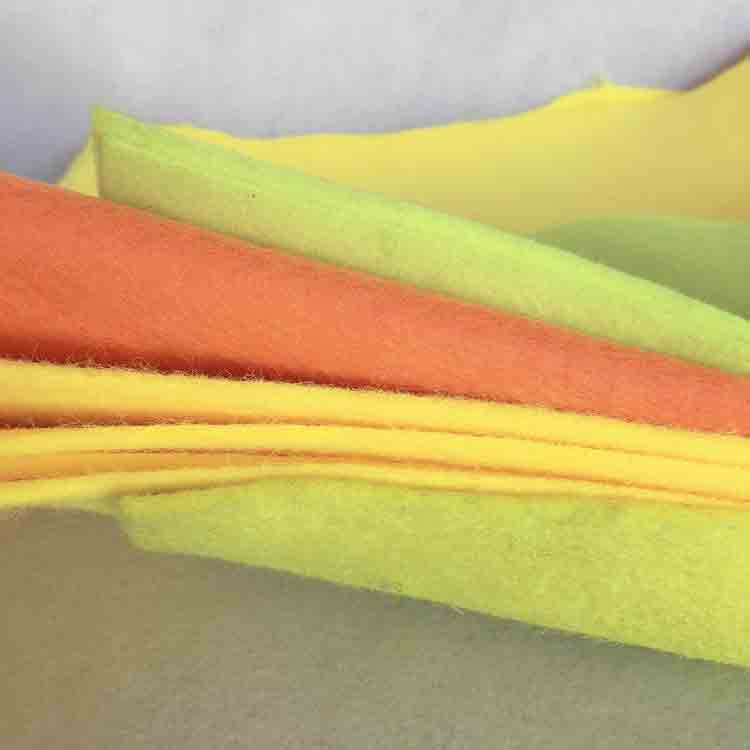 tennis ball felt fabric