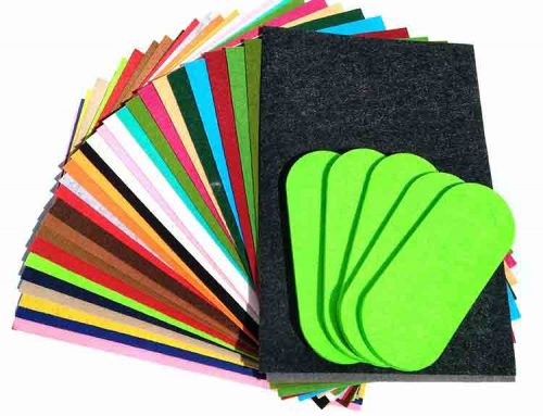 types of non woven fabrics