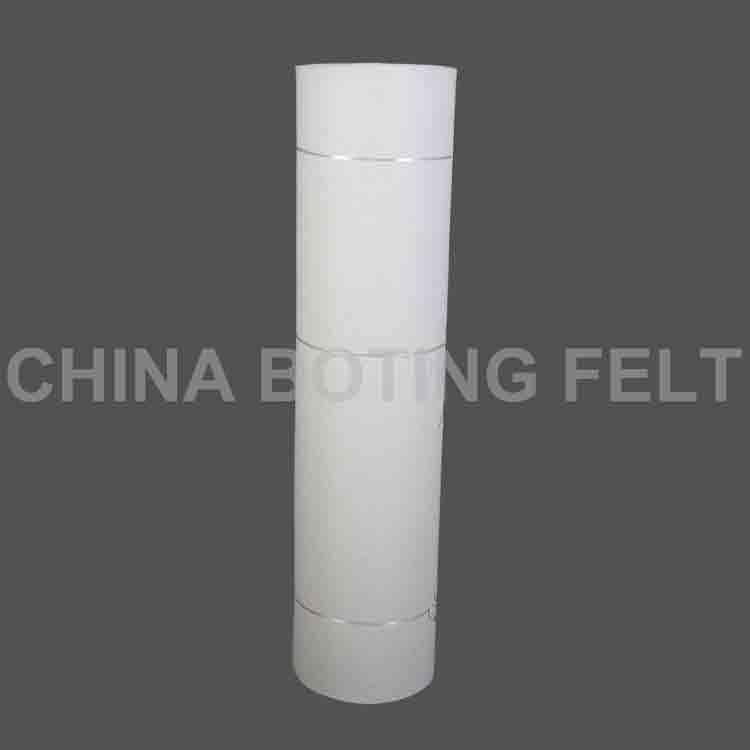 white felt roll 4