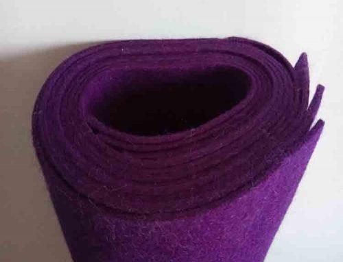 medidor de tecido de feltro de lã