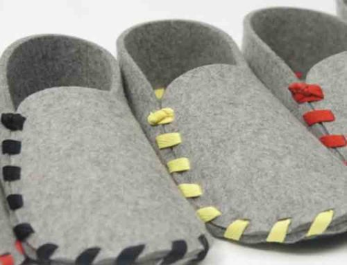 wool felt shoes