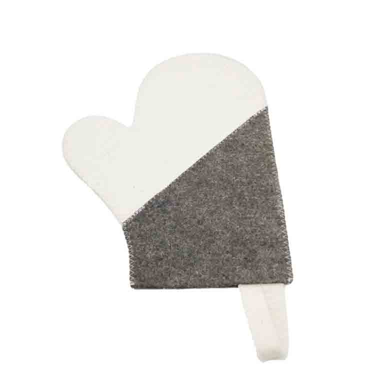 wool sauna glove 4