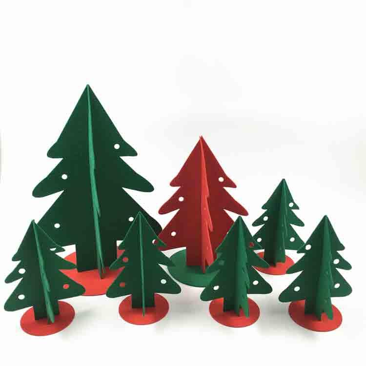 3d felt christmas tree 2