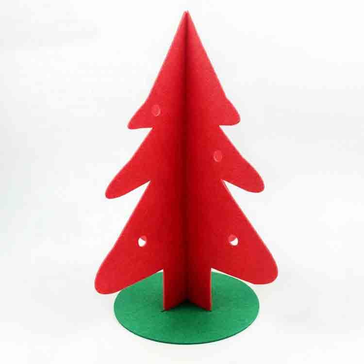3d felt christmas tree 3