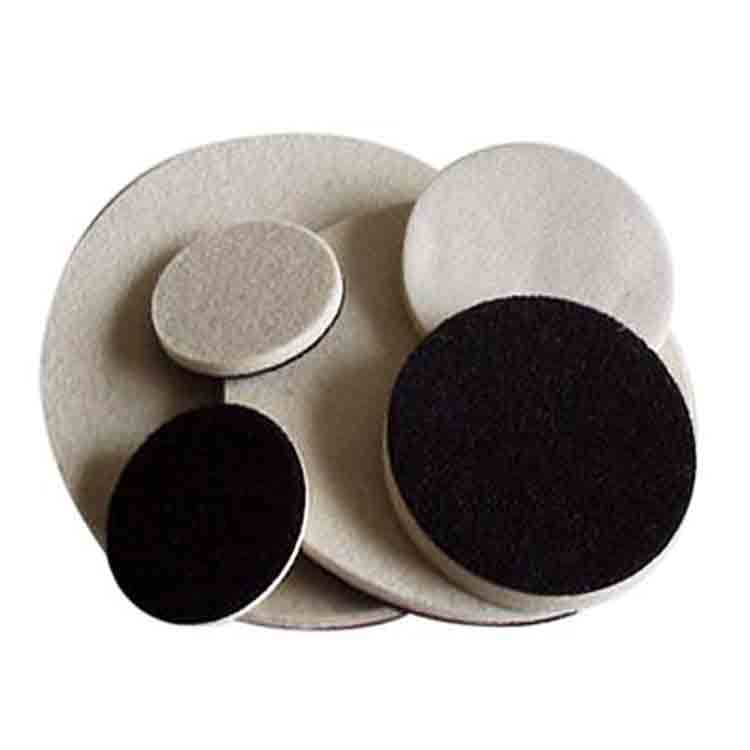 Felt Polishing Wheels With Velcro 1