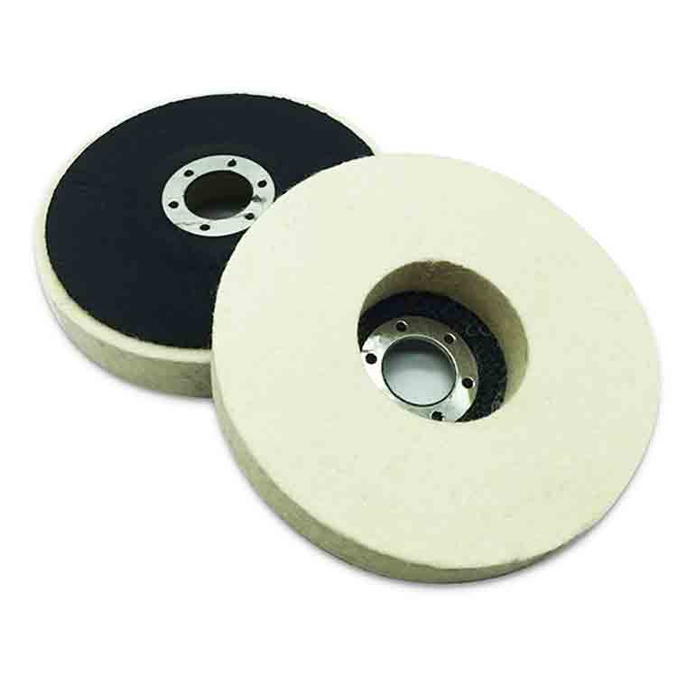 Felt Wheels With Glass Fiber 3