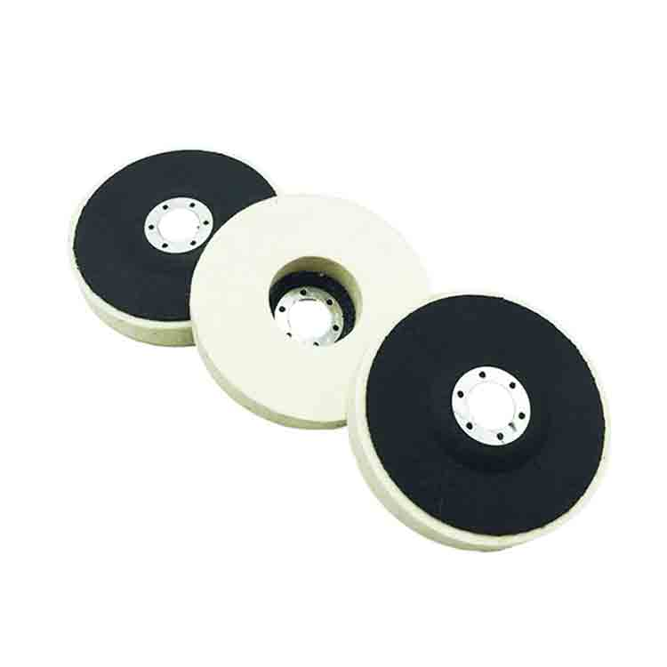 Felt Wheels With Glass Fiber 5