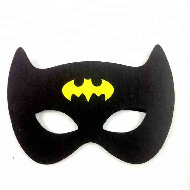 batman mask hîs kir