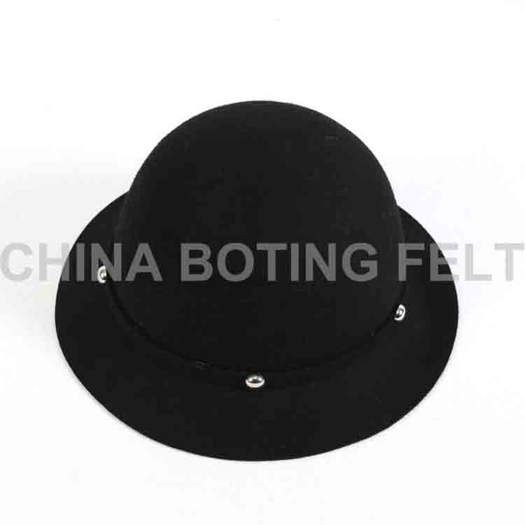 black felt hat womens 2