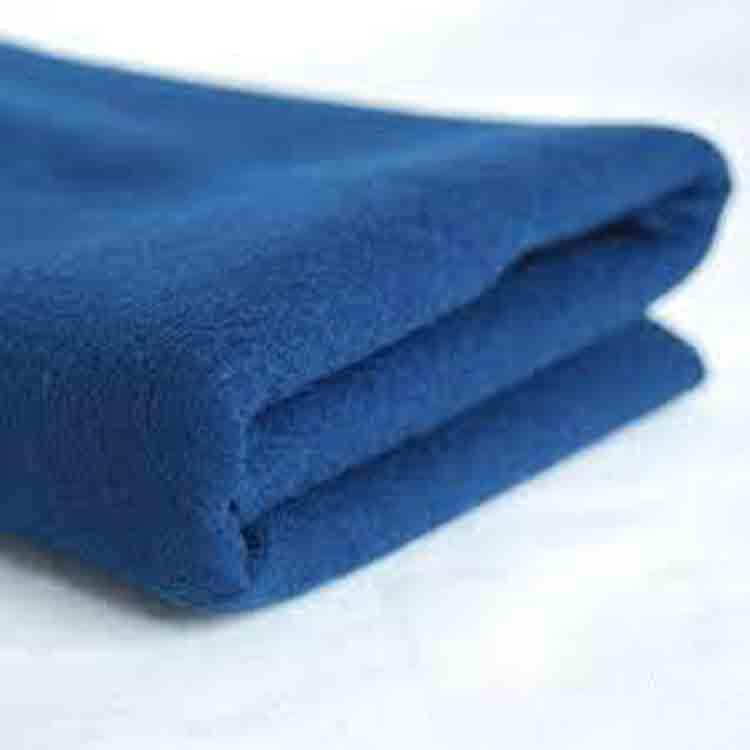 blue wool felt 1