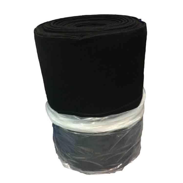 carbon fiber fireproof felt 3