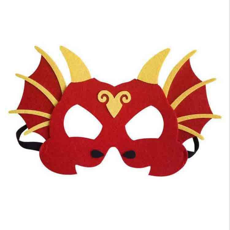 felt animal masks 2