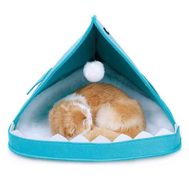 felt cat house 3