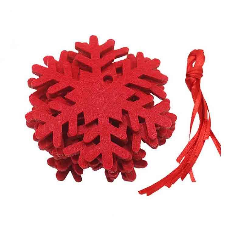 felt christmas ornaments to make 1