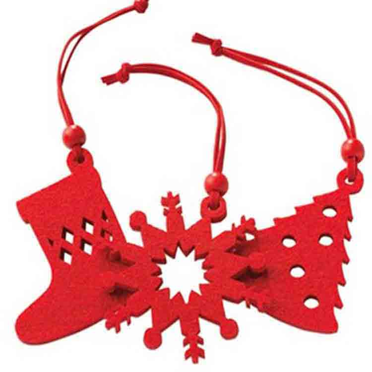 felt christmas ornaments to make 2