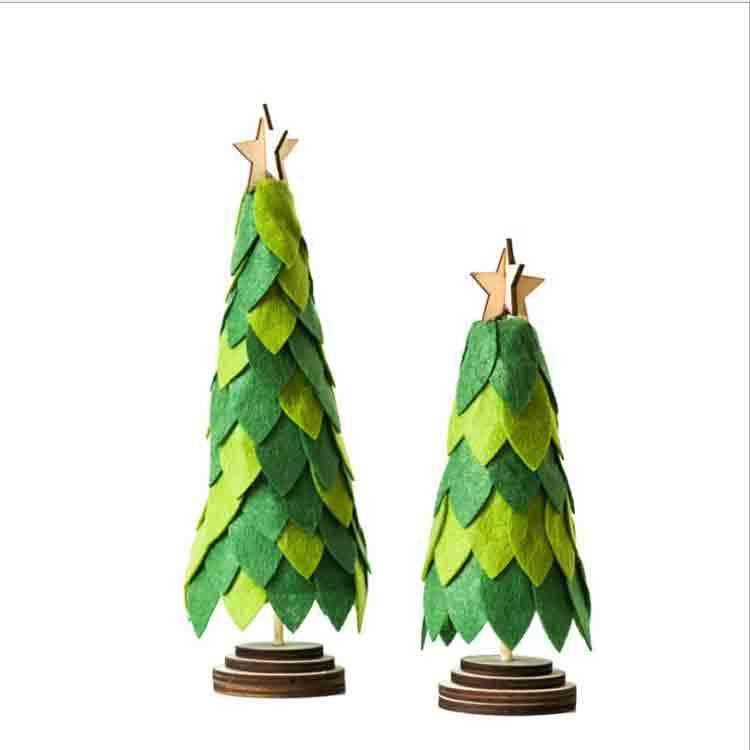 felt christmas tree pattern 2