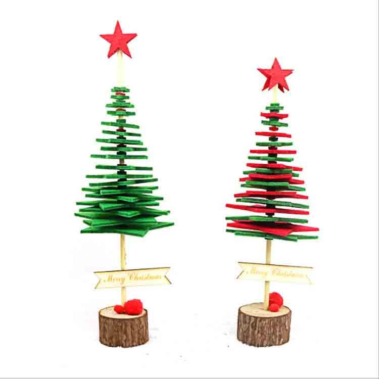 felt christmas tree pattern 4